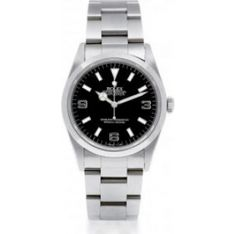 Second Hand Rolex Explorer 114270 Luxury Watches, Rolex Watches, Second Hand Rolex, Watch Blog, Rolex Explorer, Stylish, People, Stuff To Buy, Life