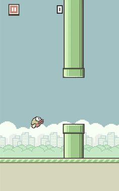 Flappy Bird, mario Gif