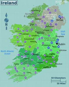 Ireland travel guide - Wikitravel