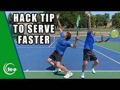 Tennis Lessons, Tennis Tips, Tennis Serve, Tennis Players, Videos, Improve Yourself, Basketball Court, I Am Awesome, Health Fitness