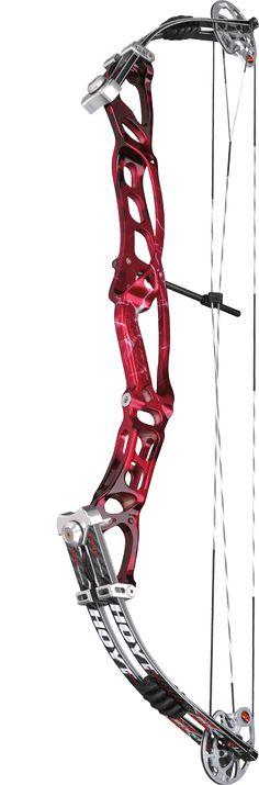 Hoyt Vantage Elite Plus Compound Bows - HOYT.com (Longer ata, slightly heavier than the Alpha Elite, would def work with my draw length)