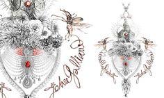 Dessin artistique crayon, aquarelle, encre et pastel