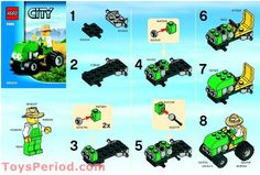 free lego instructions | Free Building Instruction Scan Download For LEGO 4899