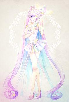 Bishoujo Senshi Sailor Mo... Series Sailor Cosmos Character