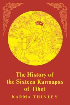 History of  16 Karmapas *** More info could be found at the image url.