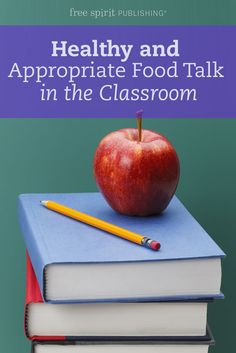 By Liz Bergren At times, an elementary classroom teacher is responsible for overseeing the distribution of food in the lunchroom or classroom. More than likely, discussions around food and what kid…