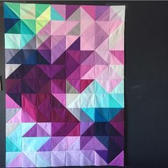 I'm having a hard time picking what I love most about this amazing quilt! Nice work. @nydiak