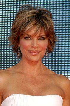 Lisa Rinna Haircut