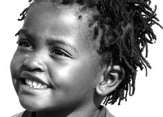 Happy boy, Namibië, Photography: Riëtte