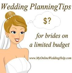 Tips for brides on a limited budget