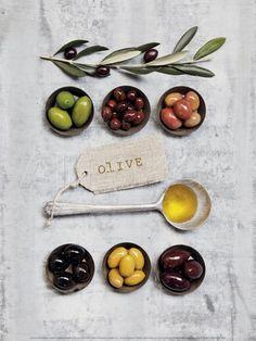 Olives & Olive Oil .