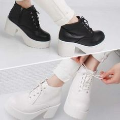 Buy 'Reneve – Lace-Up Platform Boots ' with Free International Shipping at YesStyle.com. Browse and shop for thousands of Asian fashion items from South Korea and more!