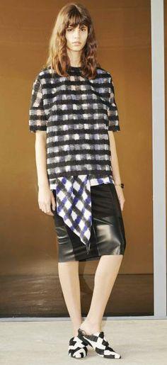 Derek Lam Pre Fall Trend Check Vogue