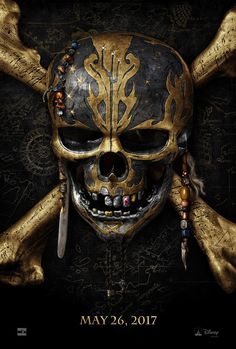 NEW Trailer for Pirates Of The Caribbean: Dead Men Tell No Tales!