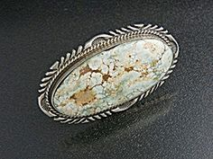 Ring Dry Creek Turquoise Sterling Silver Thomas Fransis