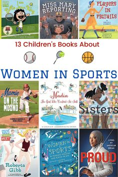 Books About Women in Sports