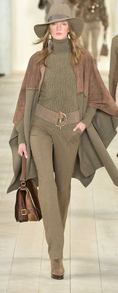 Fall 2015 Ready-to-Wear Ralph Lauren