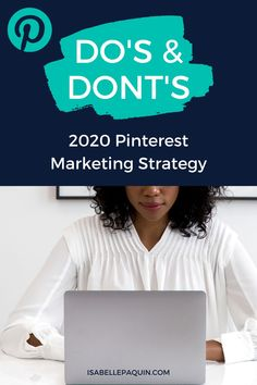 Pinterest Marketing Strategy 2020: DO'S Google Analytics Dashboard, Marketing Techniques, Pinterest For Business, Promote Your Business, News Blog, Pinterest Marketing, Social Media Marketing, Online Business, How To Find Out