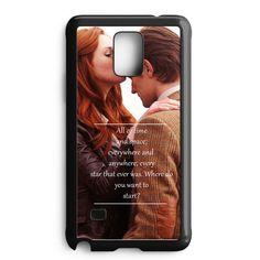 Doctor Who Invader Zim Samsung Galaxy Note 4 Case