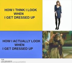 Getting Dressed | The Lolbrary - New Funny Random Pictures Added Daily