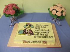 over the hill age 50 BIRTHDAY CAKE IDEAS | DSCF0008.jpg — Over the Hill