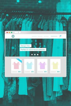Designing The Perfect Ecommerce Website: 45 Stunning Examples To Inspire You