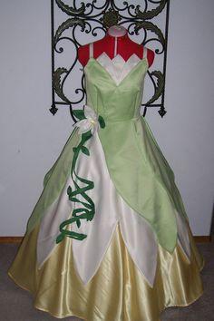 Princess Tiana Custom