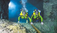 Only in America: 12 Unique Domestic Dives Best Scuba Diving, Scuba Diving Gear, Cave Diving, Only In America, Scuba Diving Equipment, Maui Vacation, Big Island Hawaii, Koh Tao, Underwater World