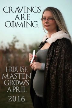 Game of Thrones Pregnancy Announcement- linden Tree photography Cambridge, MD