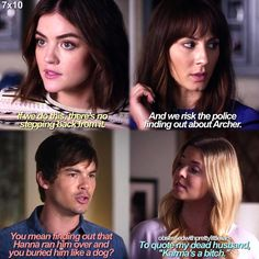 Pretty Little Liars|Season 7