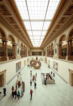 Royal Museums of Fine Arts of Belgium in Brussels (Dutch: Koninklijke Musea voor Schone Kunsten van België, French: Musées royaux des Beaux-Arts de Belgique) photo by Roman Ivanyuchenko
