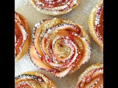 Roselline alle Mele by Cooking with Manuela - YouTube