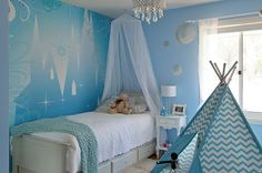WA Reveal: Lara's Bedroom (Zone 2) - Photos - House Rules - Official site