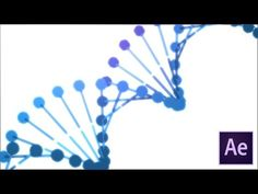 (8) Create a 3D DNA Strand in After Effects + Free Project File - YouTube