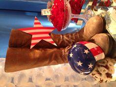 Bota! Patriota! Capitão América by Tetto www.blogdatetto.com