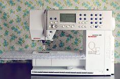 Bernina 440 QE. Dream machine.