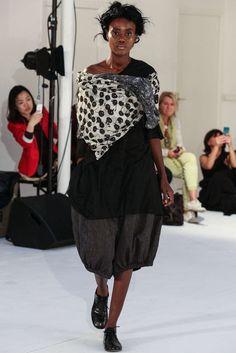 Rundholz, Spring-Summer 2014, Paris, Womenswear