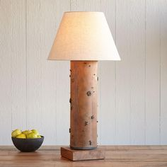 One-of-a-Kind Hatfield Vintage Roller Lamp Wallpaper Roller, Print Wallpaper, Antique Wallpaper, The Ranch, Table Lamp, Lighting, Antiques, Households, Simple