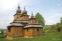 Wooden church Dobroslava Big Country, Lonely Planet, Taj Mahal, Gallery, Building, Travel, Image, Voyage, Roof Rack