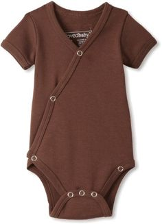 Kimono-style Onesies: Diaper messes don't have to be pulled over the head!