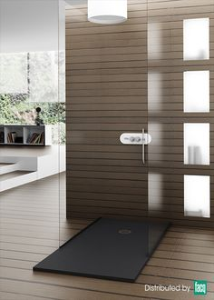 New Hidrobox by Absara NEO shower tray Bathroom Inspiration, Innovation, Architecture, Furniture, Shower Trays, Design, Home Decor, Bathrooms, Collection