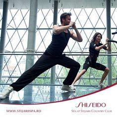 Stejarii Country Club - Shisheido Spa Stiai ca in timpul unui antrenament Speed Fitness se efectueaza 38,250 de contractii musculare, echivaland cu un antrenament de 1,5 ore realizat in sala de forta? Acum disponibil la #StejariiSPA. Programari: (+40) 744 332 671.