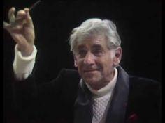 ▶ Debussy Prélude à l'après-midi d'un faune - Leonard Bernstein - Love watching him conduct.