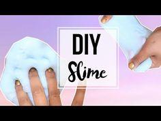 diy recette slime facile colle lessive mousse raser youtube manu pinterest rasee. Black Bedroom Furniture Sets. Home Design Ideas
