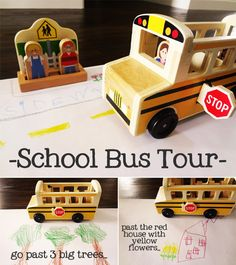 Take a School Bus Tour: 4 Activities to Help Prepare Your Child for Kindergarten *Great back to school resource for parents Back To School Hacks, Back To School Activities, Hands On Activities, Educational Activities, School Tips, School Stuff, Early Learning, Fun Learning, Indoor Activities For Toddlers