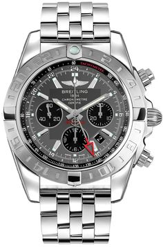 Breitling Chronomat 44 GMT AB042011/F561-375A: AB042011|F561|375A NEW BREITLING CHRONOMAT GMT MEN'S WATCH FOR… #womenswatches #menswatches