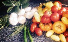 Henkogning af tomater: Verdens bedste tomatsauce!