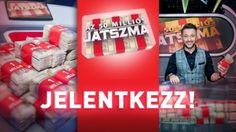 A TV2 honlapja videókkal, hírekkel, aktualitásokkal / TV2