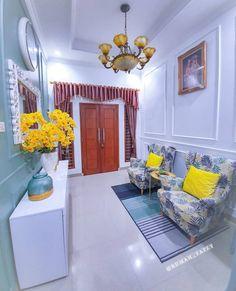 Home Stairs Design, Home Room Design, Small House Design, Home Interior Design, Classy Living Room, Living Room Decor, House Paint Interior, Best Tiny House, Indian Home Decor