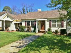 2515 S. M St. Fort Smith- $109,900  Nice 3BR Park Hill home with many updates including siding, roof, and H&A.  Gorgeous living area with beautiful hardwoods & fireplace.  Trendy kitchen, master BR has fireplace, fenced yard with covered patio, huge utility room! Virtual tour: http://instatour.propertypanorama.com/instaview/fts/704445 Call Ramona Roberts or visit our website www.ramonaroberts.com for more information, photos, and directions.